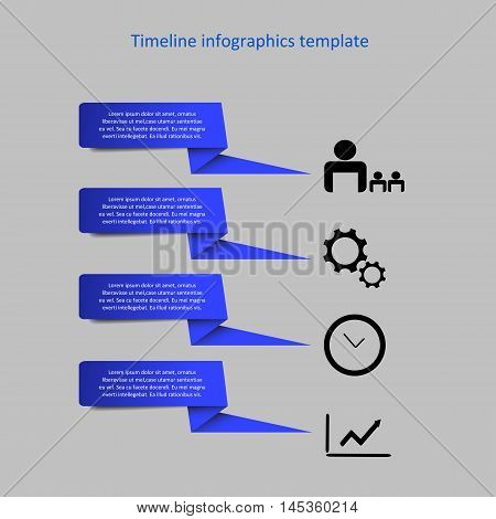 Infographic Timeline Vector  Photo (Free Trial) Bigstock