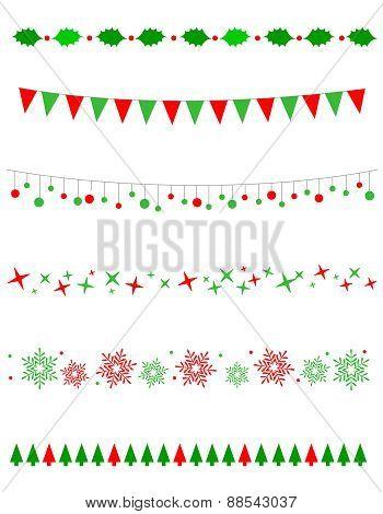 Christmas Border / Image  Photo (Free Trial) Bigstock