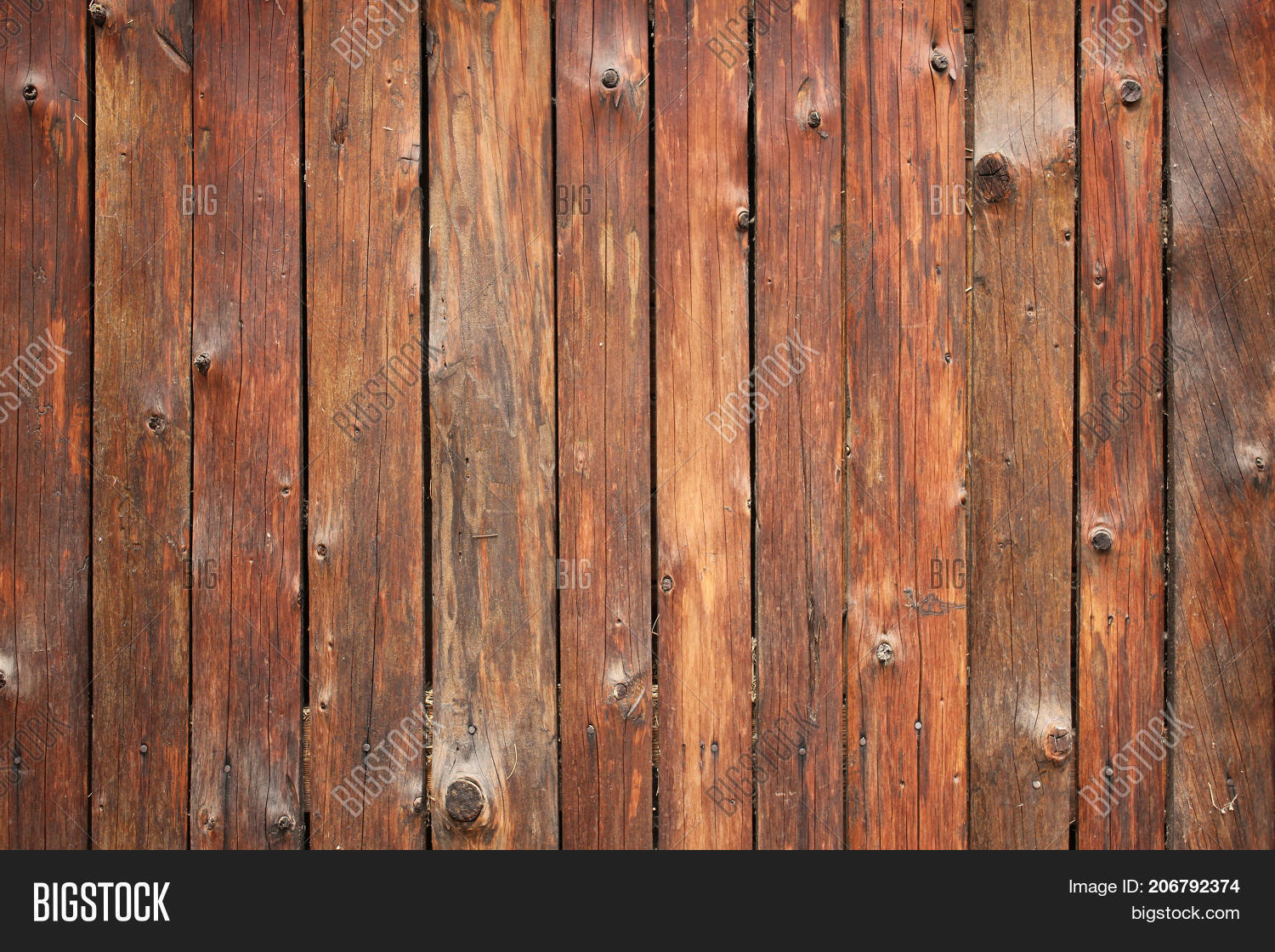 Vertical Wood Slat Wall Vertical Barn Wooden Image Photo Free Trial Bigstock
