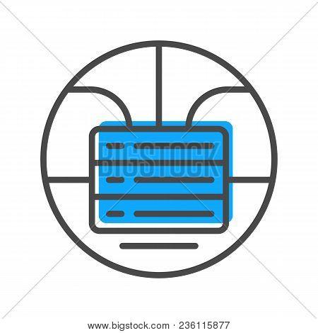 Data Stream Linear Image  Photo (Free Trial) Bigstock