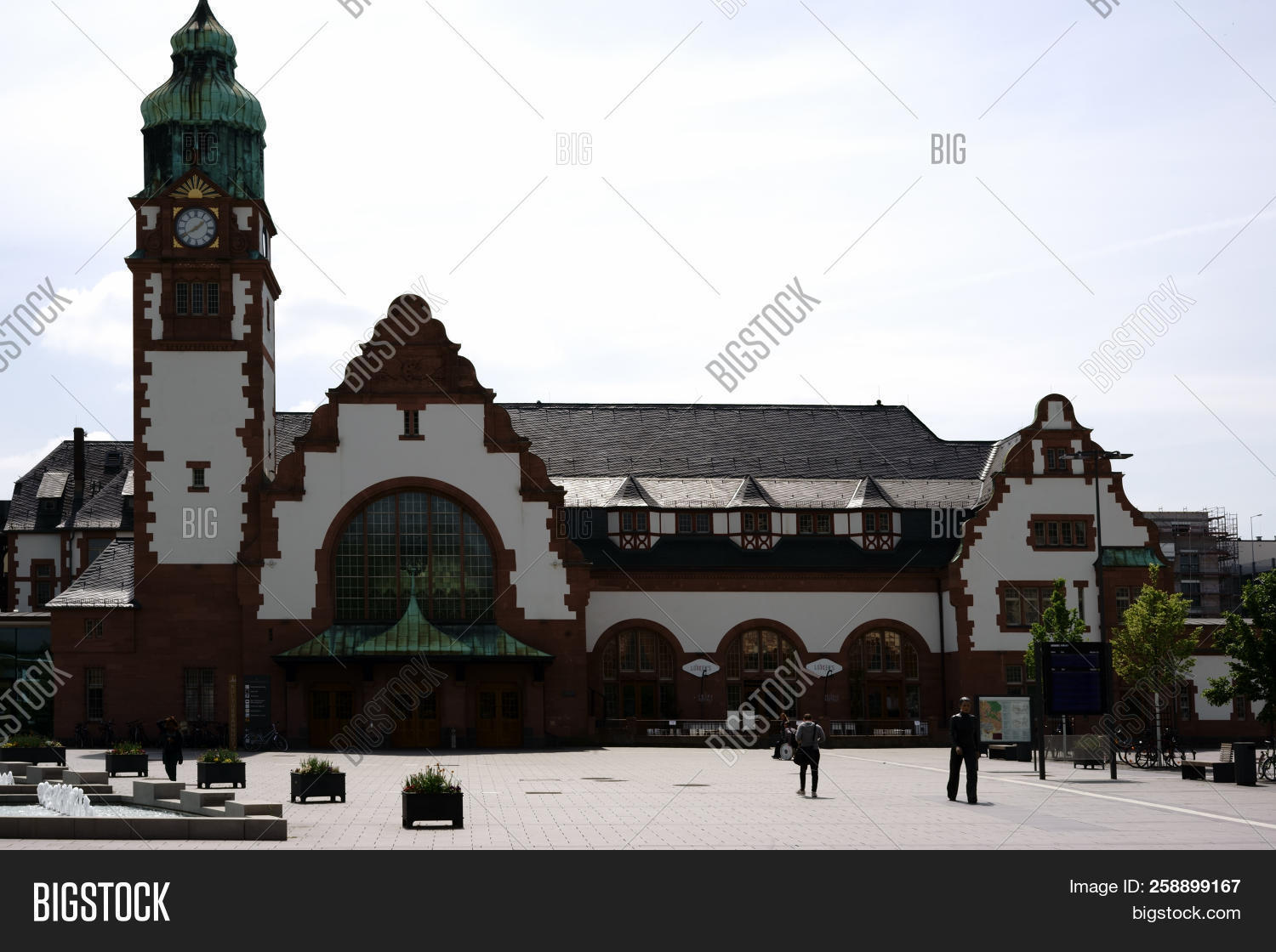 Bad Homburg Bad Homburg Germany Image Photo Free Trial Bigstock