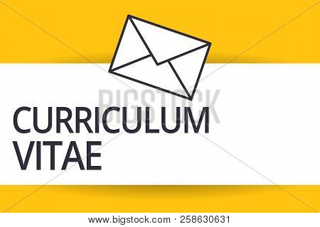 meaning of curriculum vitae in english curriculum vitae template 99