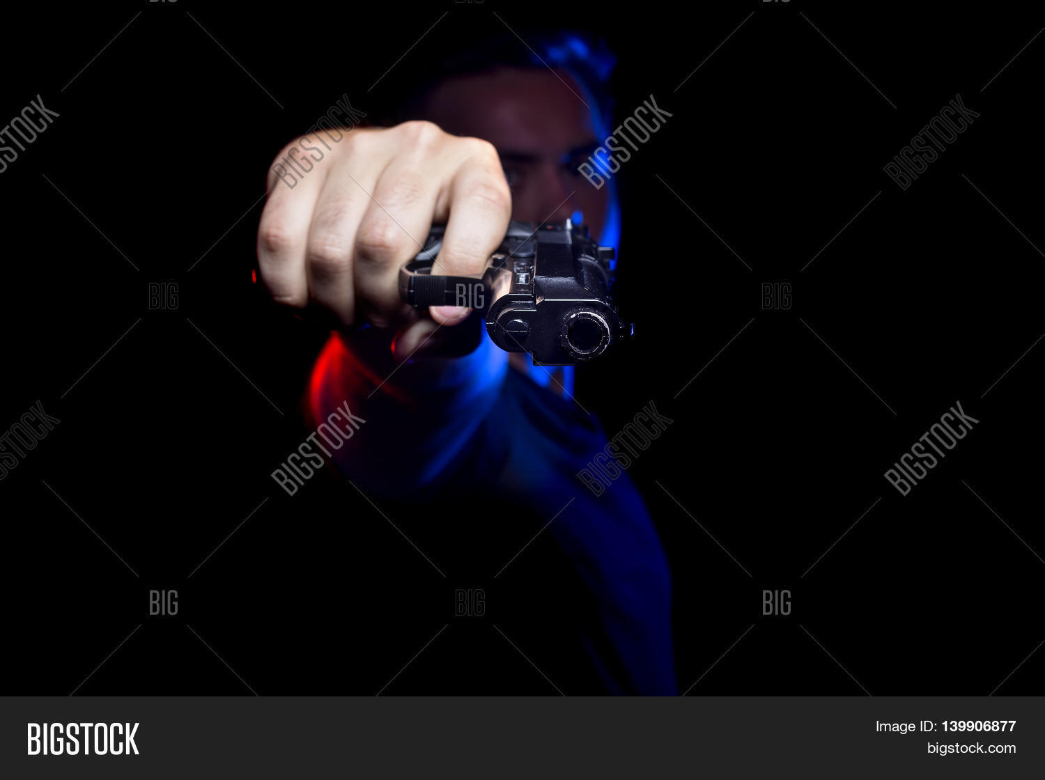Officer Criminal Image Photo Free Trial Bigstock