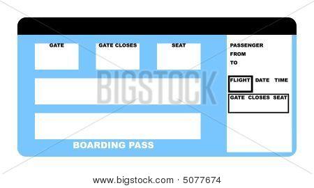 airline ticket voucher template - fun voucher template