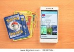 Lumpur Malaysia Th July From Pokemon Card Game To Pokemon Go