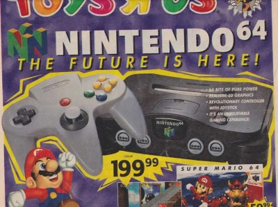 Here's What A Toys 'R' Us Catalog Looked Like In 1996 - Business Insider