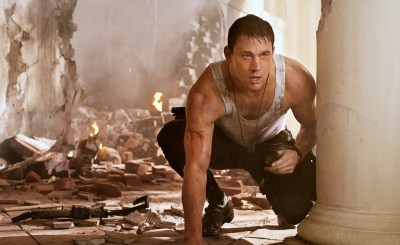 Critics Are Tearing Channing Tatum's New 'White House' Movie Down