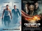 White House Down And Olympus Has Fallen