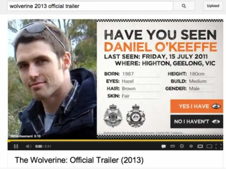 police missing person template dzeo - missing person template