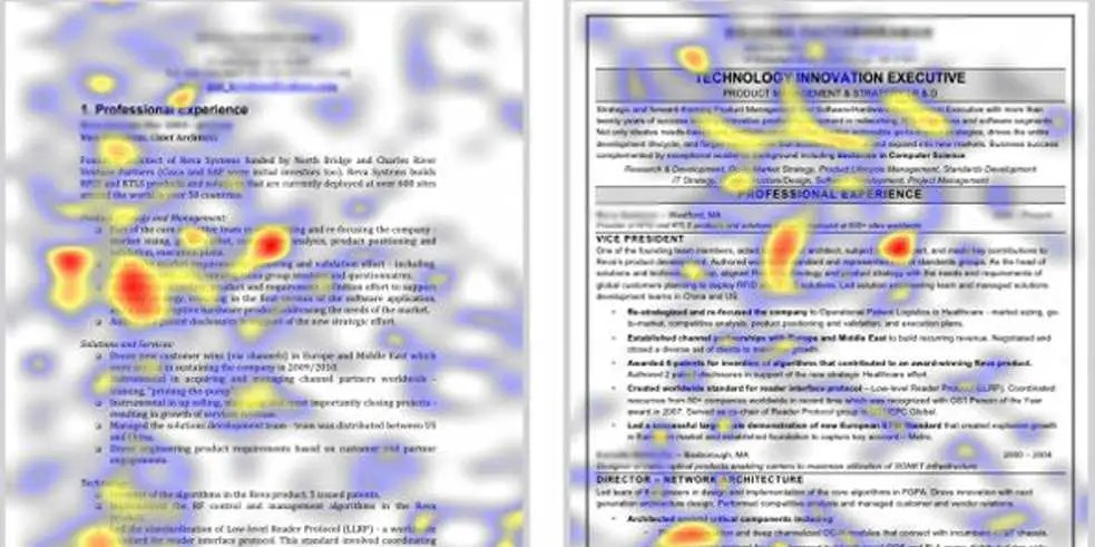 What Recruiters Look At On Your Resume - Business Insider - what should your resume look like