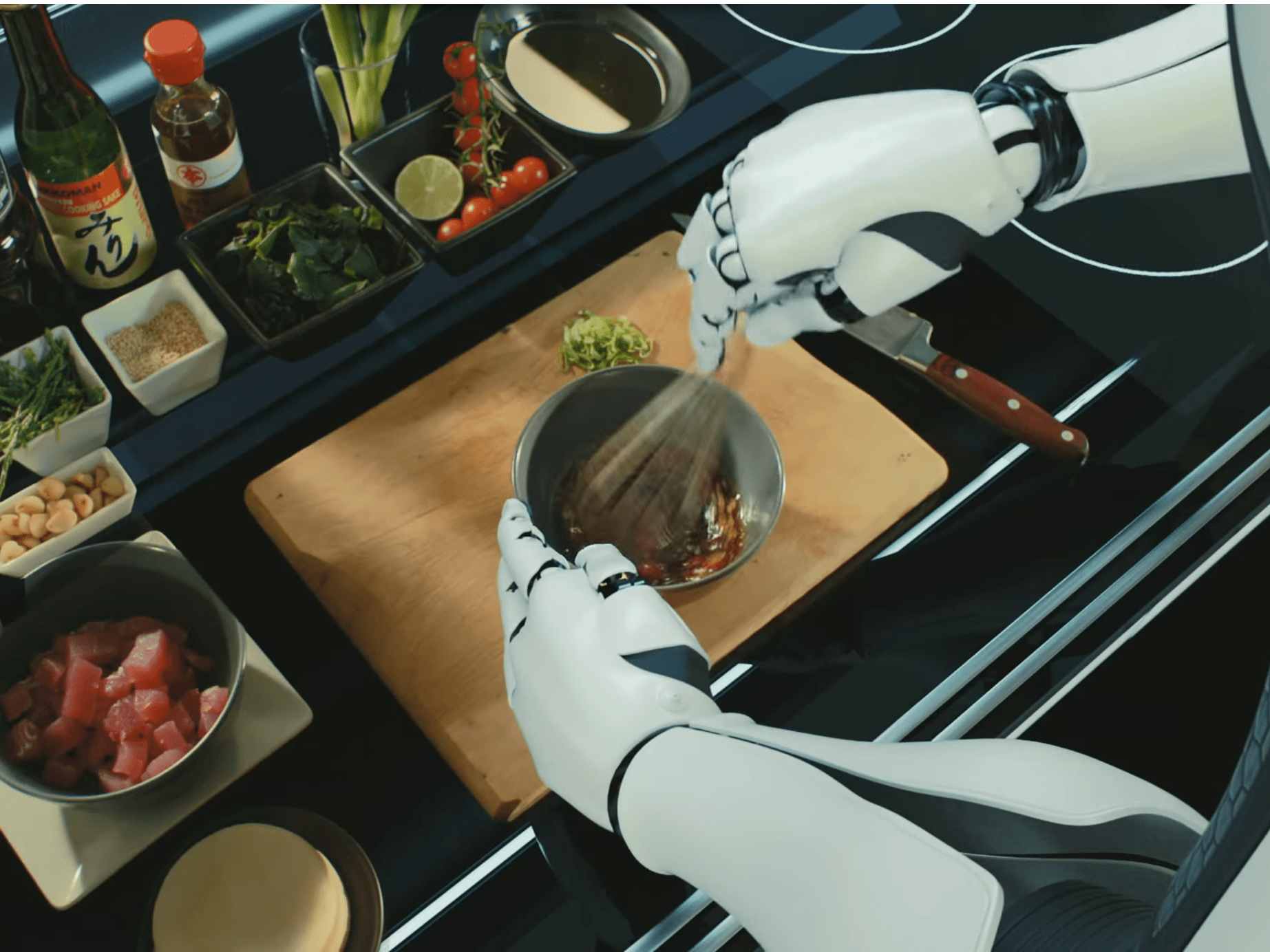 Küche Der Zukunft Roboter Moley To Present The World 39s First Robot Kitchen In 2017