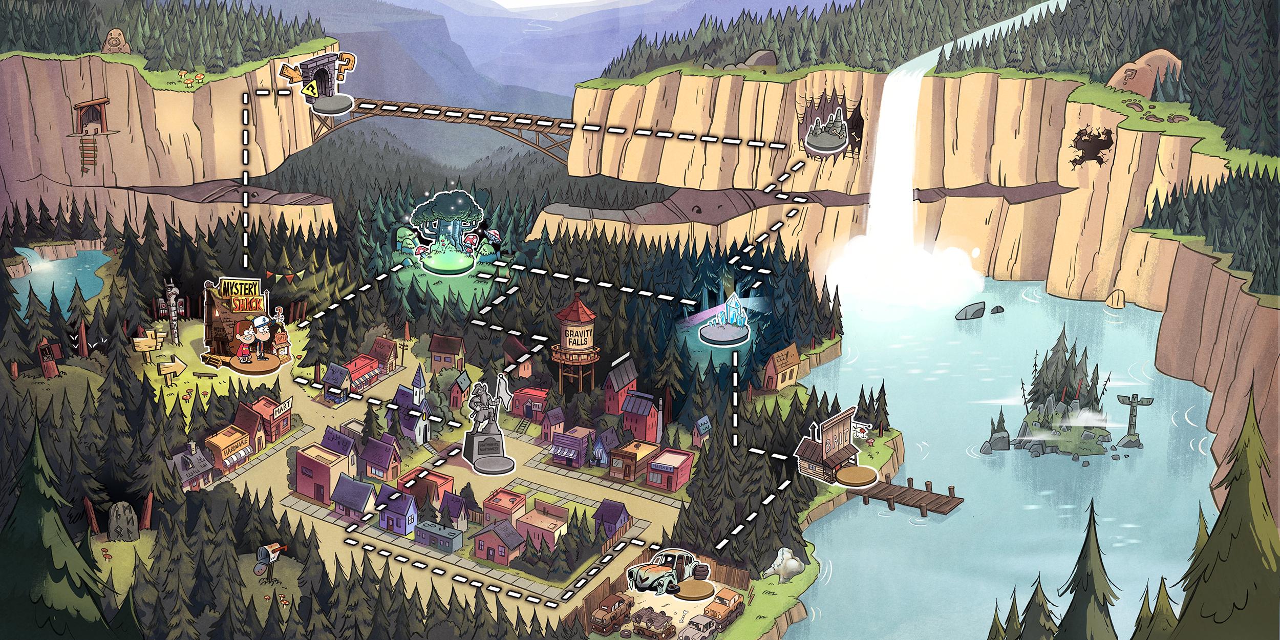 Gravity Falls Dipper And Wendy Wallpaper Ubisoft Gravity Falls
