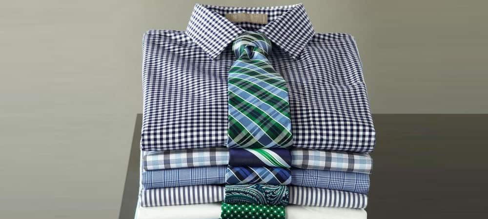 A Guide To Men\u0027s Shirt  Tie Combinations FashionBeans