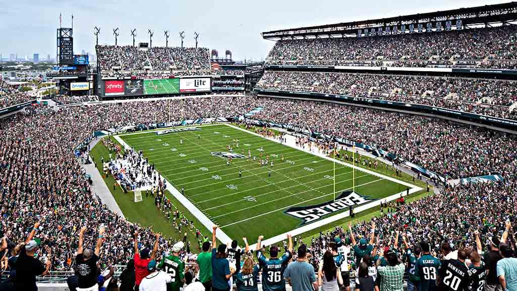 Philadelphia Eagles Wallpaper Hd Lincoln Financial Field Projects Gensler