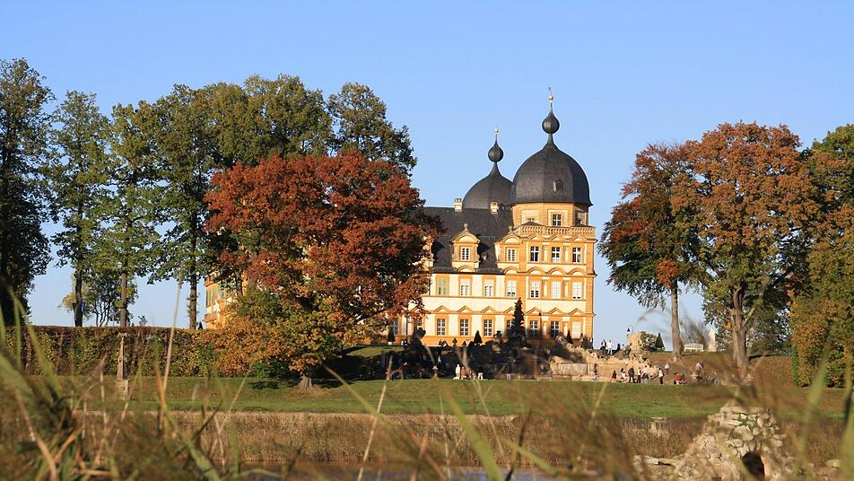 Wellness Bad Kissingen Ein Genie Im Schloss Seehof