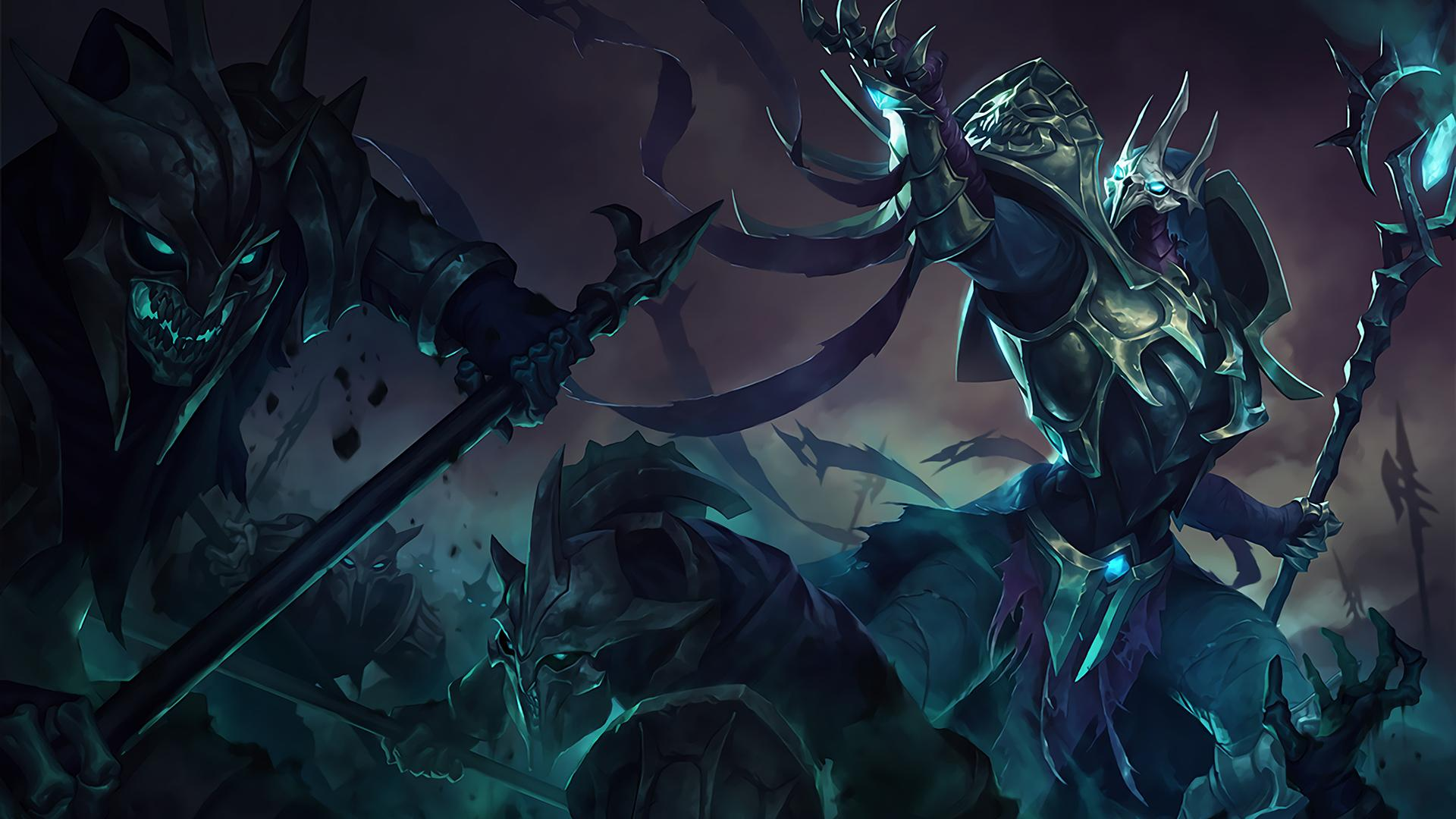 Lol Wallpapers Hd 1980x1080 Gravelord Azir Lolwallpapers