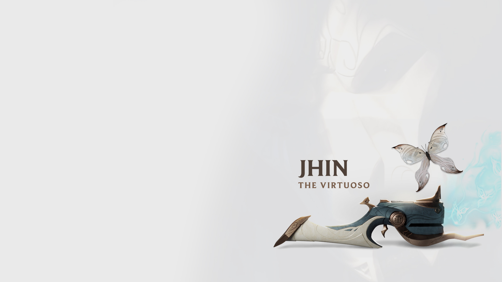 Sivir Wallpaper Quote Jhin The Virtuoso Lolwallpapers