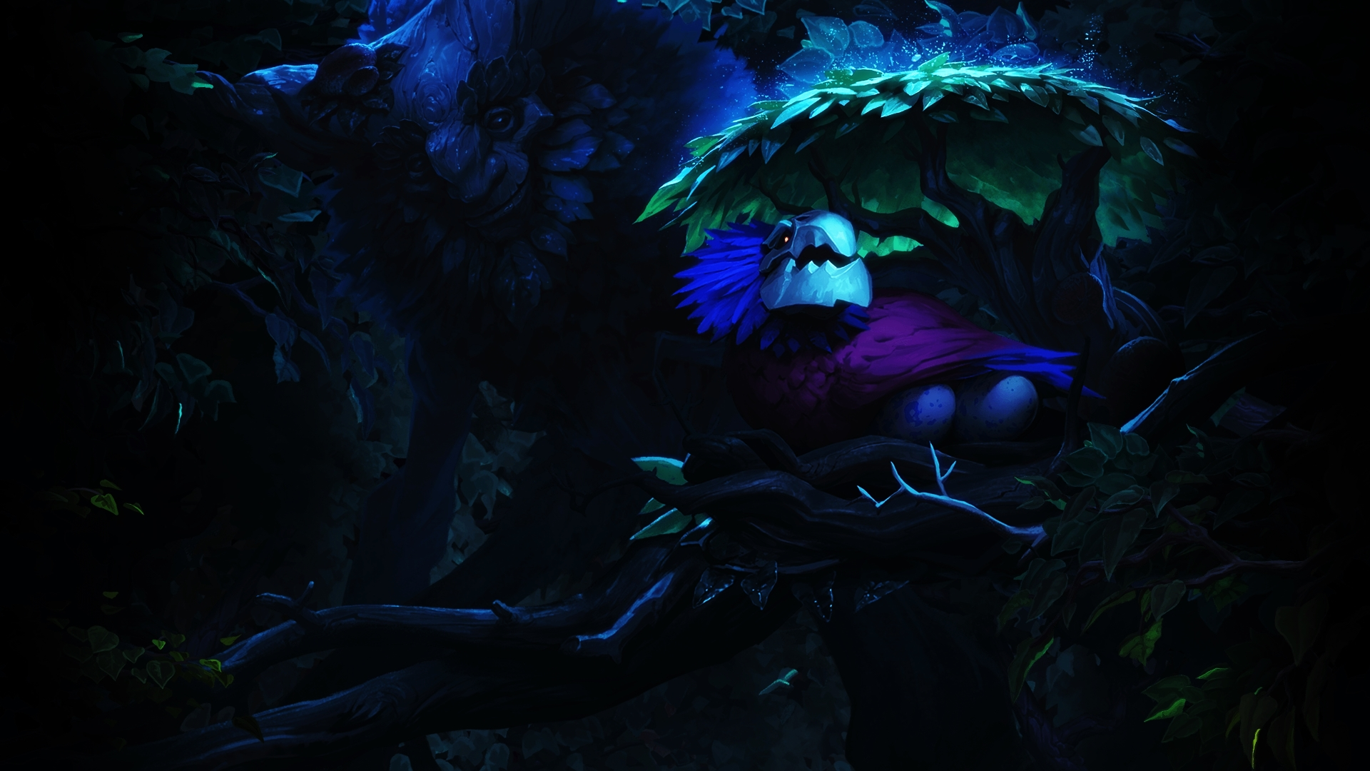 Lol Champions Wallpaper Hd Ivern Lolwallpapers