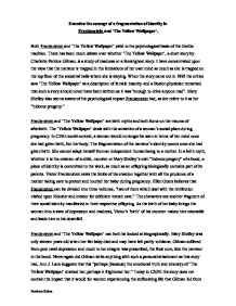 Personal Response - Five Paragraph Essay - Bow Valley College | Chemistry Homework Help | The ...