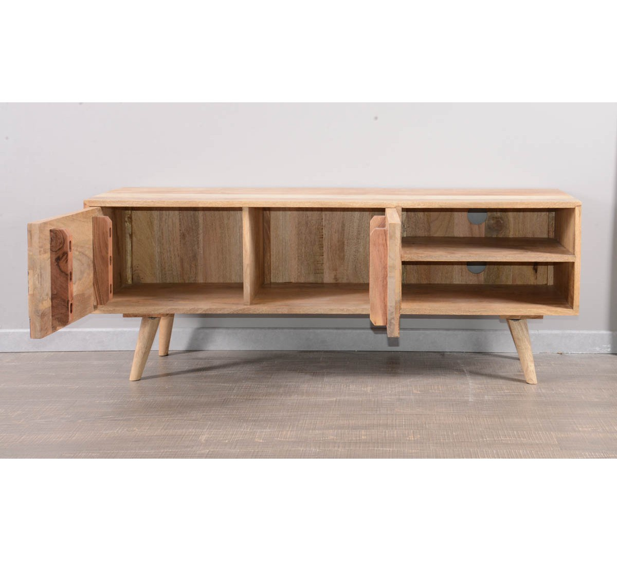 Meuble Scandinave Vintage Meuble Tv Scandinave 130 Cm