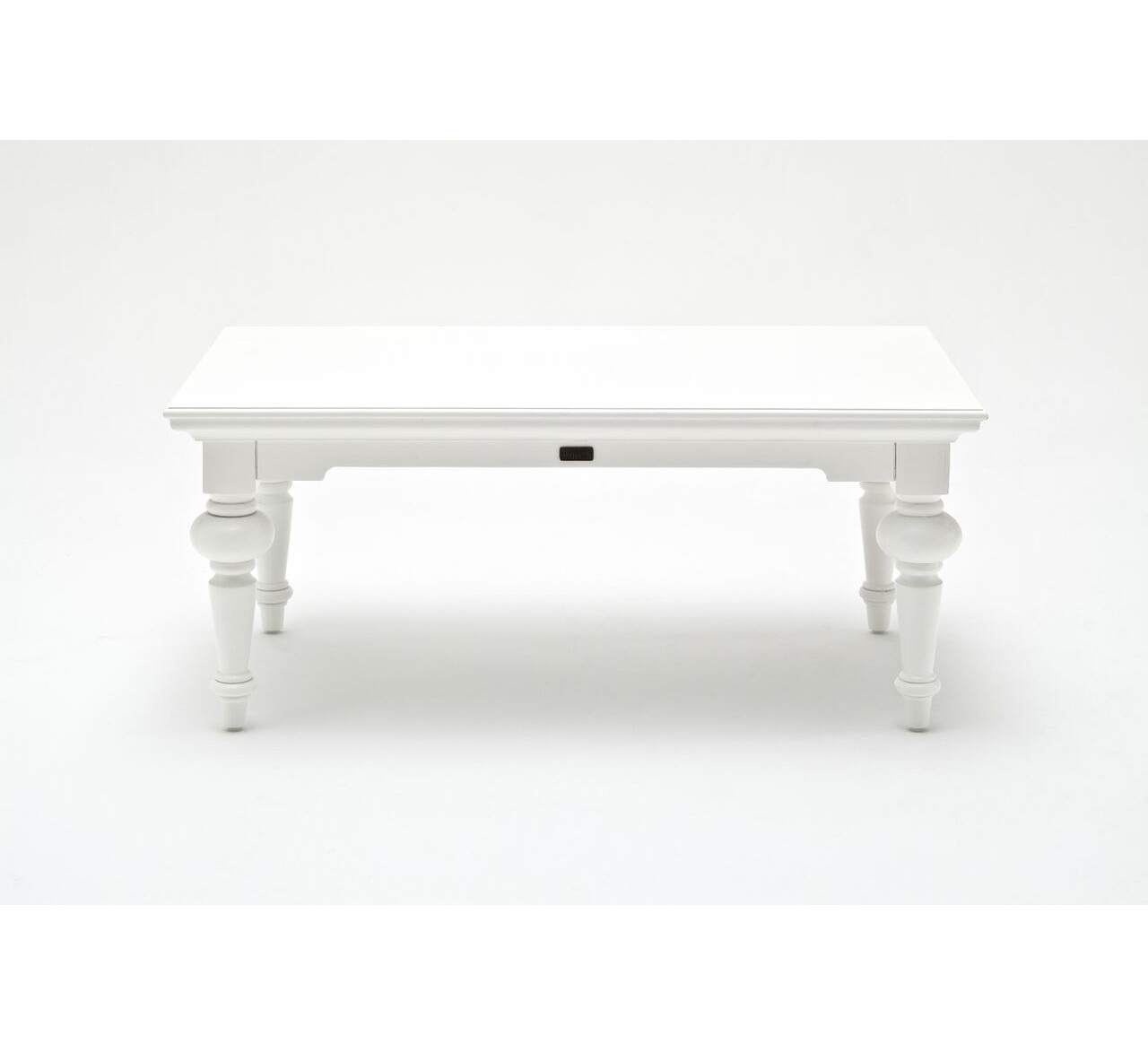 Table Blanche Rectangulaire Table Basse Rectangulaire Quotblanche Quot 6517