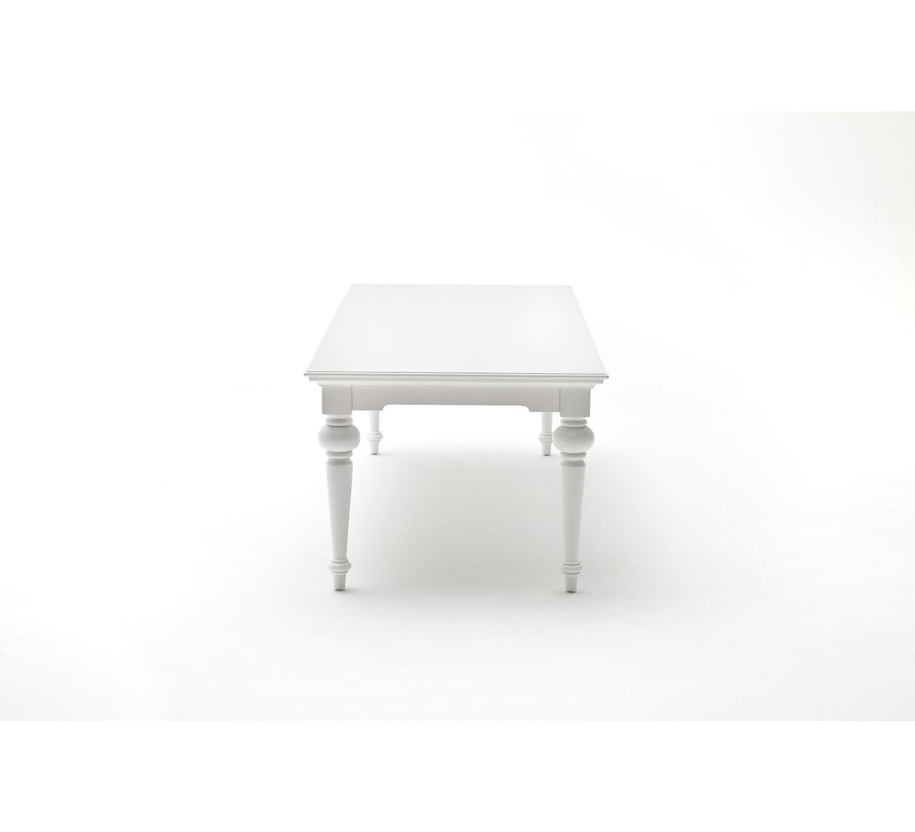 Table Rectangulaire Blanche Table De Salle à Manger Rectangulaire 240cm Quotblanche Quot 6521