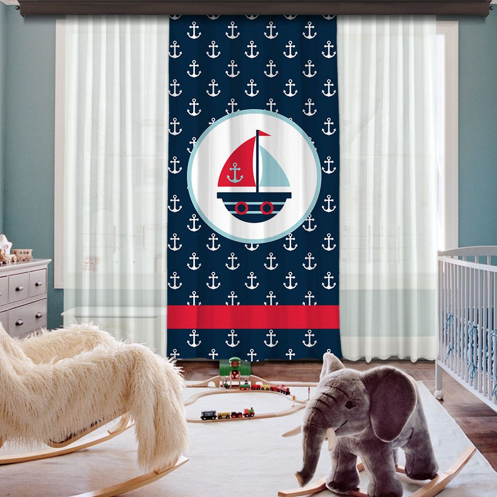 Cipcici Ship Design Curtain
