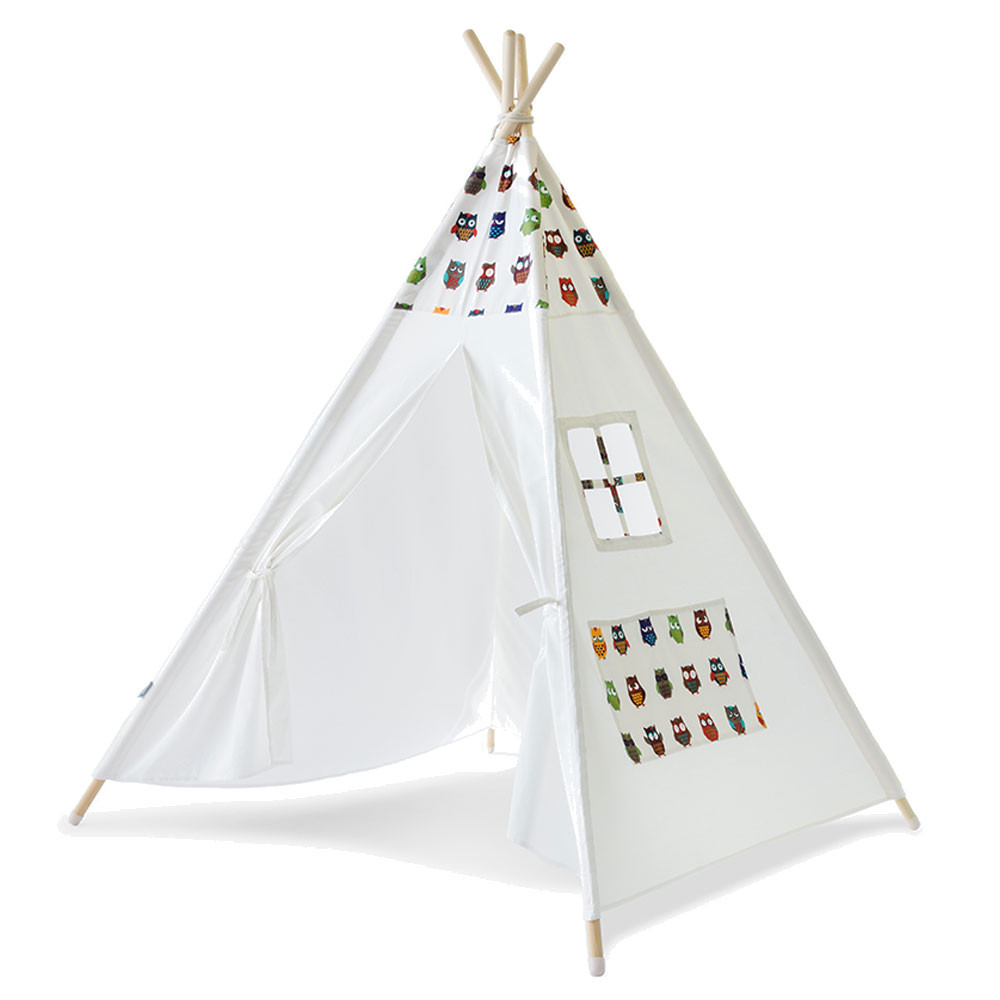 Teepee Kids The Kids Hq Teepee Owl