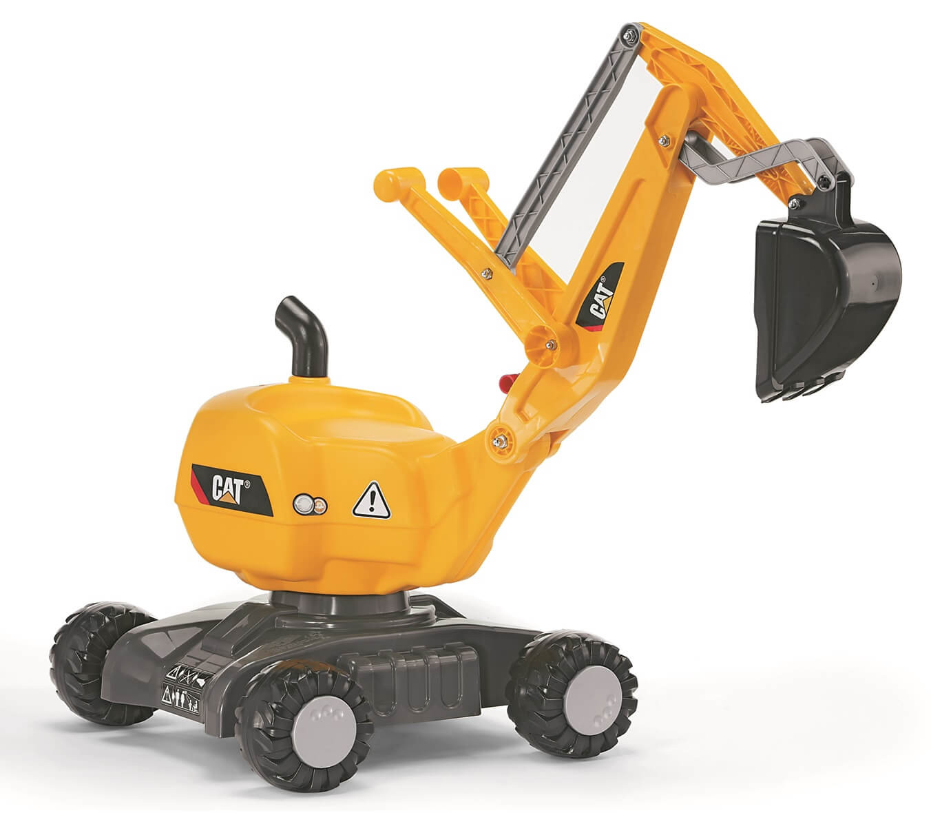 Digger Toy Rolly Toys Digger Cat 360 Degree Excavator Digger Ride On