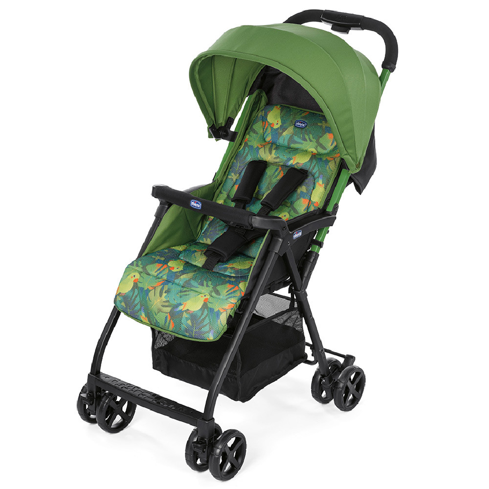 Mima Xari Stroller Harga Chicco Ohlala Stroller Tropical Jungle Green
