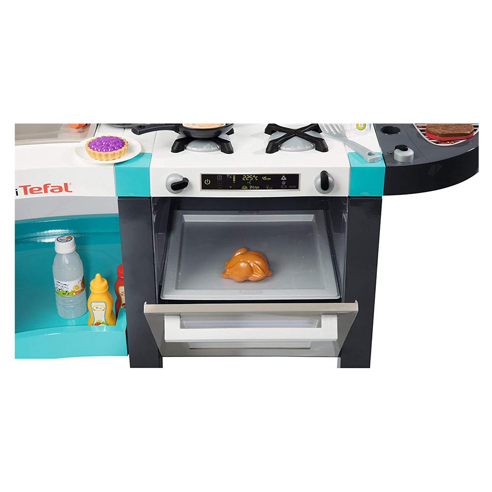 Smoby Tefal French Touch Bubble Küche Mit Wasserfunktion Smoby - Tefal French Touch Kitchen & Accessories