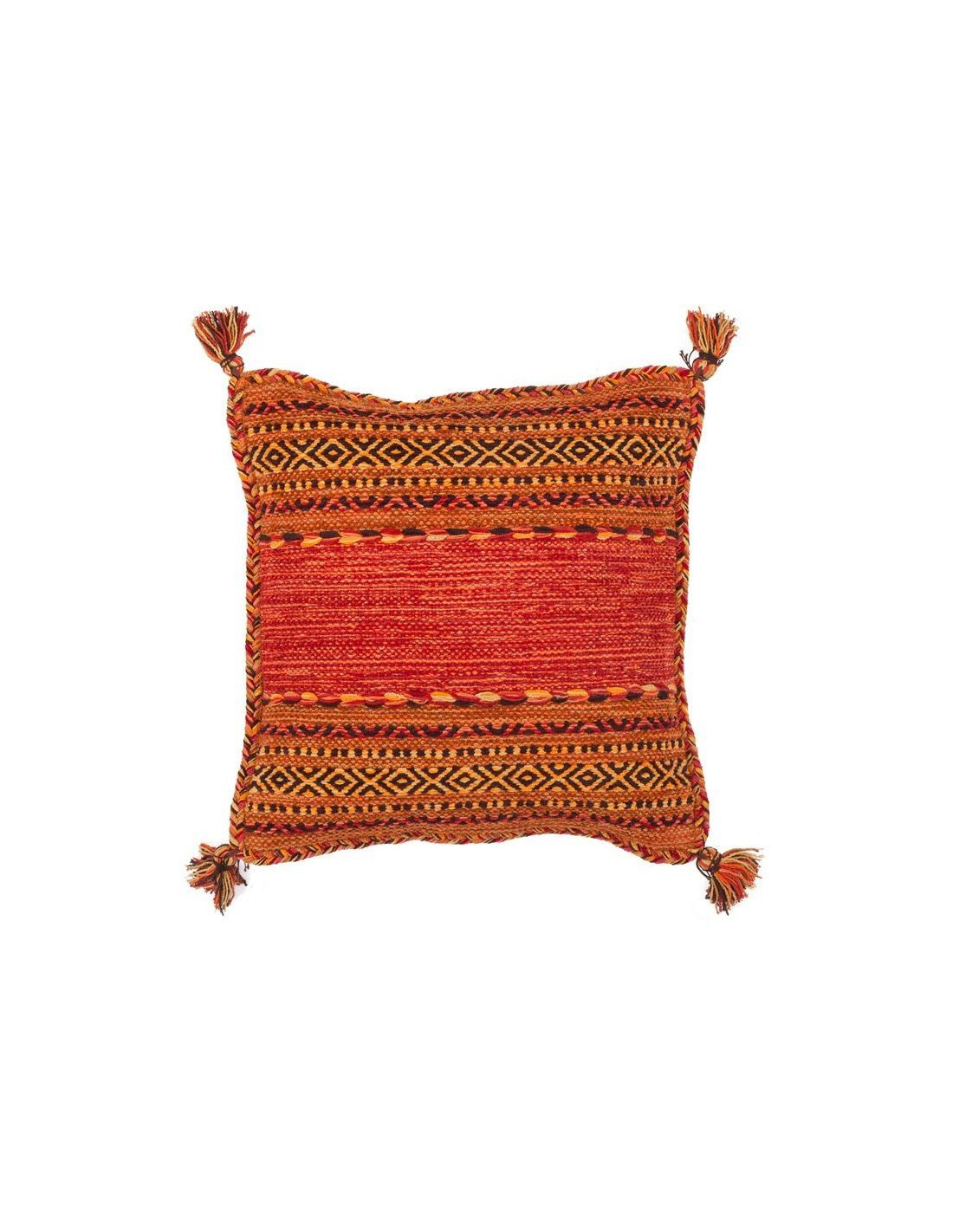 Exterieur Kayoom Coussin Alhambra Pillow 335 Terra Kayoom à 48 90 Chez