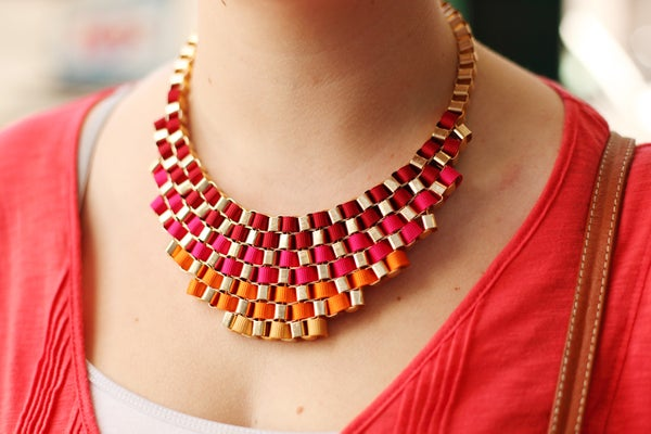 Summer Accessories Color Blocking The Fashion Co
