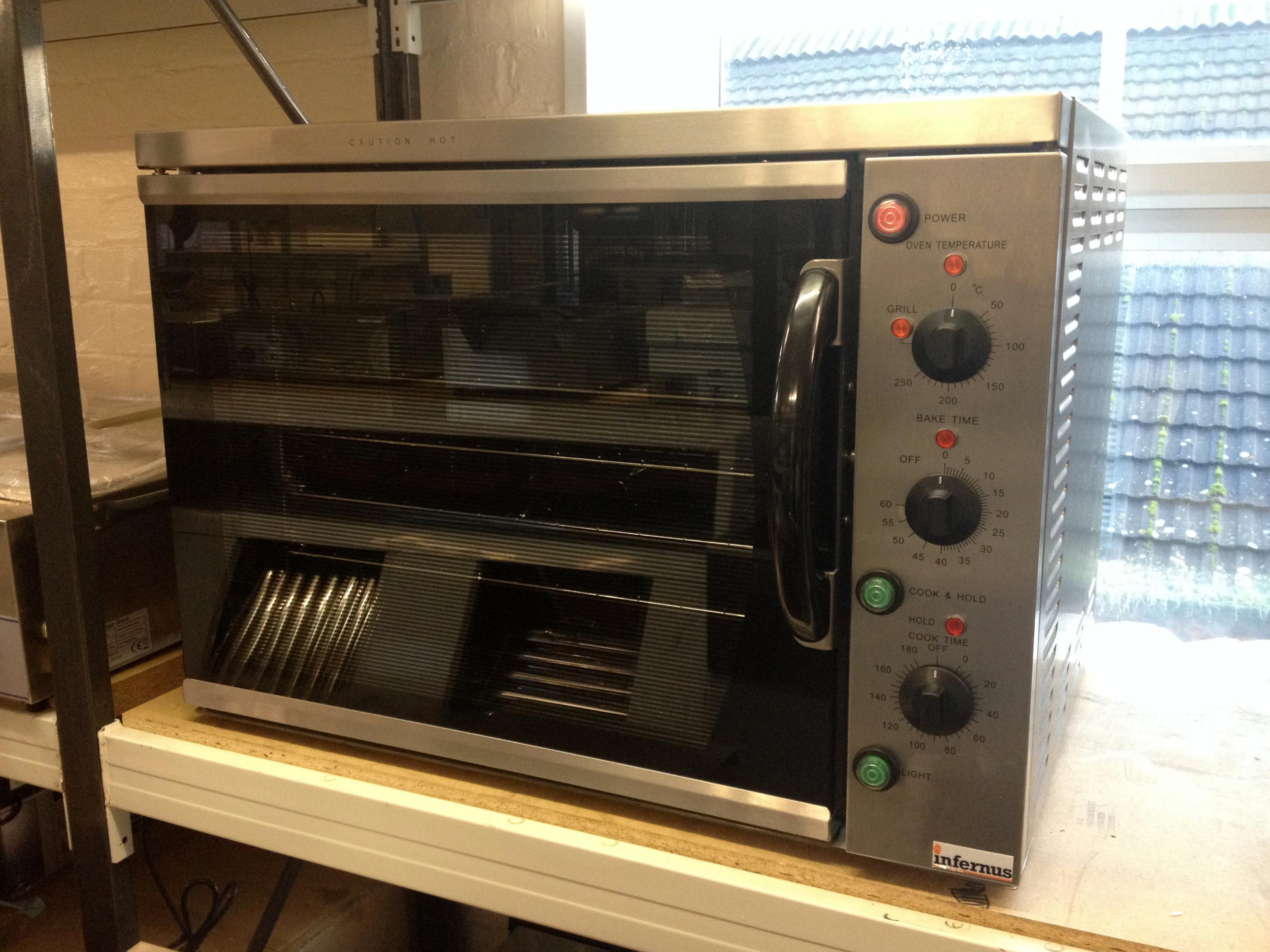 Countertop Ovens For Baking Elya Catering Equipment Wholesalers