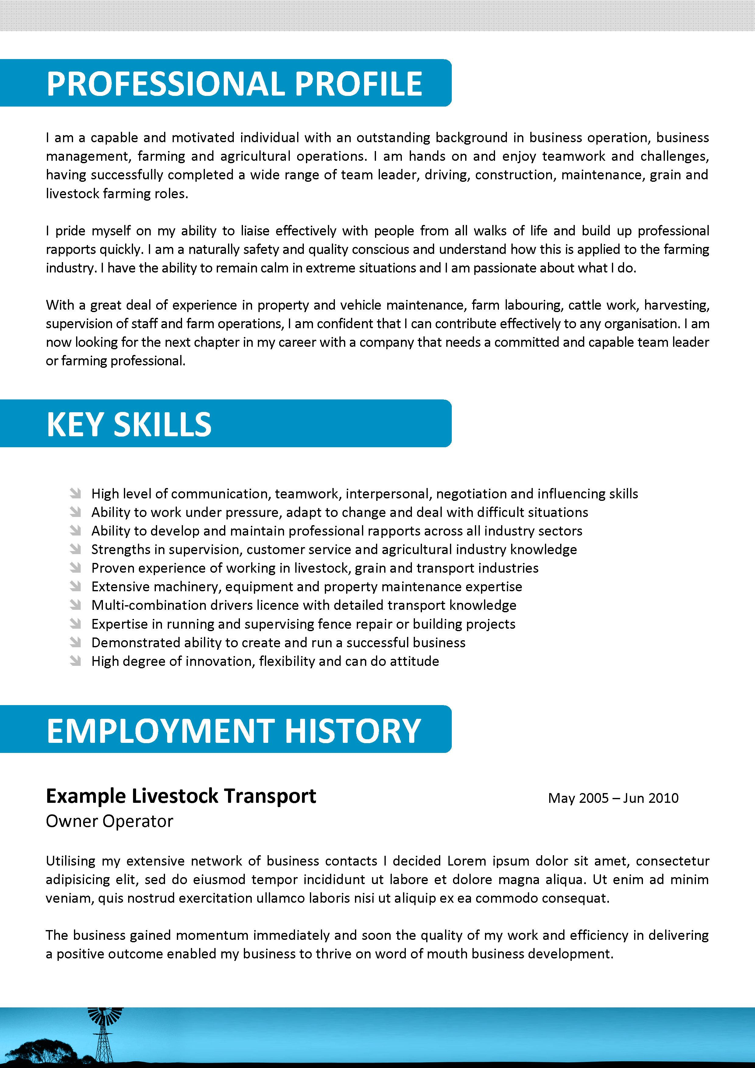 cover letter for team leader position examples