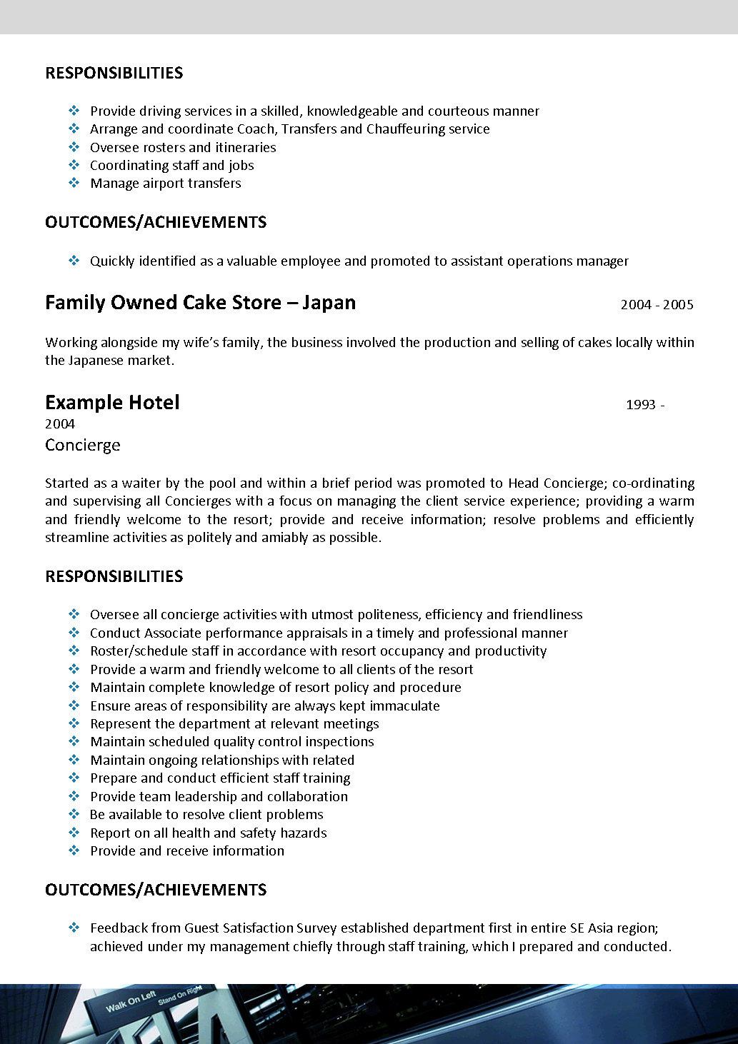 Cover Letter From Travel Agent | Best | Resume | Samples