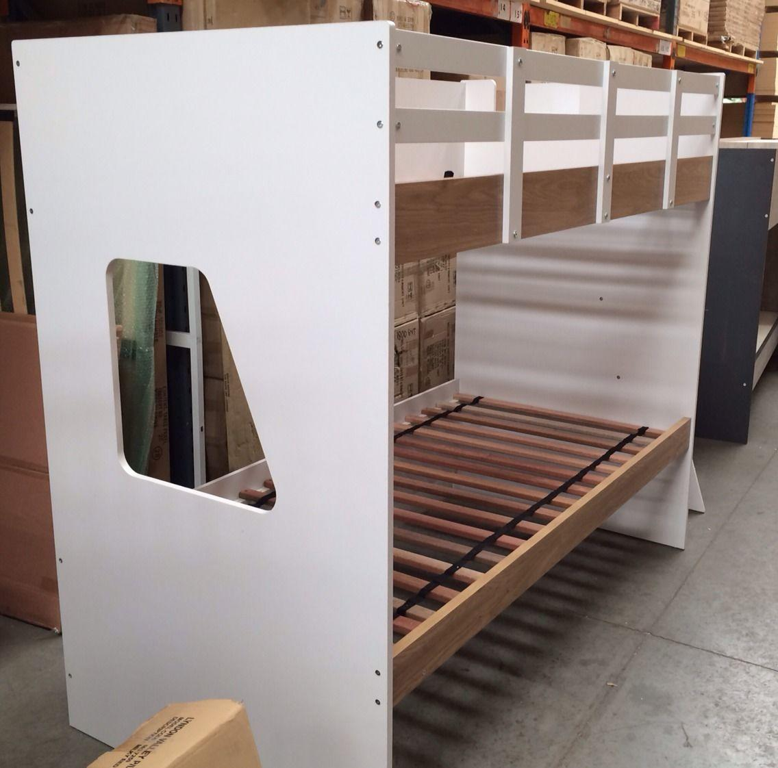 Bunk Bed Single With Trundle And Drawers New In Box New