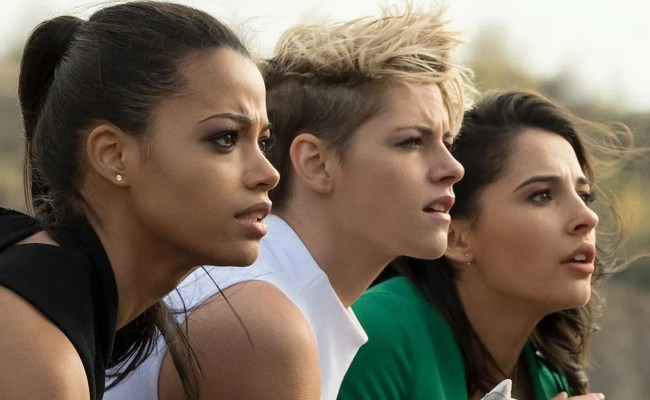 New Charlie S Angels Is A Continuation First Photos Released
