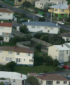 State housing in South Auckland