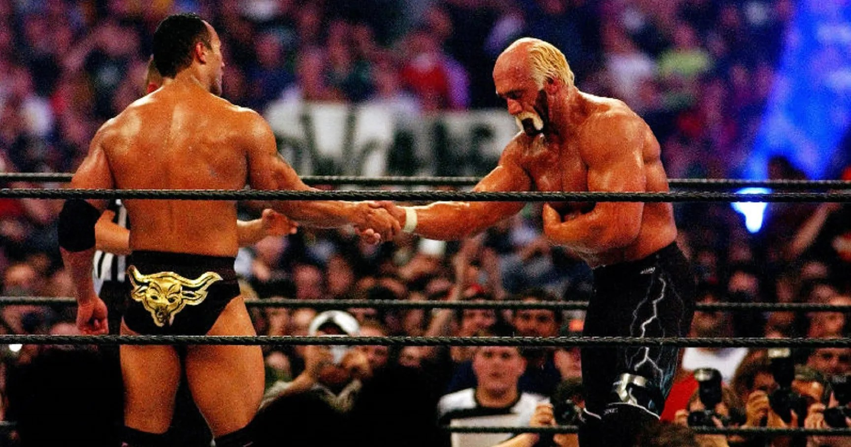 Lesnar Vs Hulk Hogan Top 13 Times Hulk Hogan Actually Put Somebody Over Thesportster
