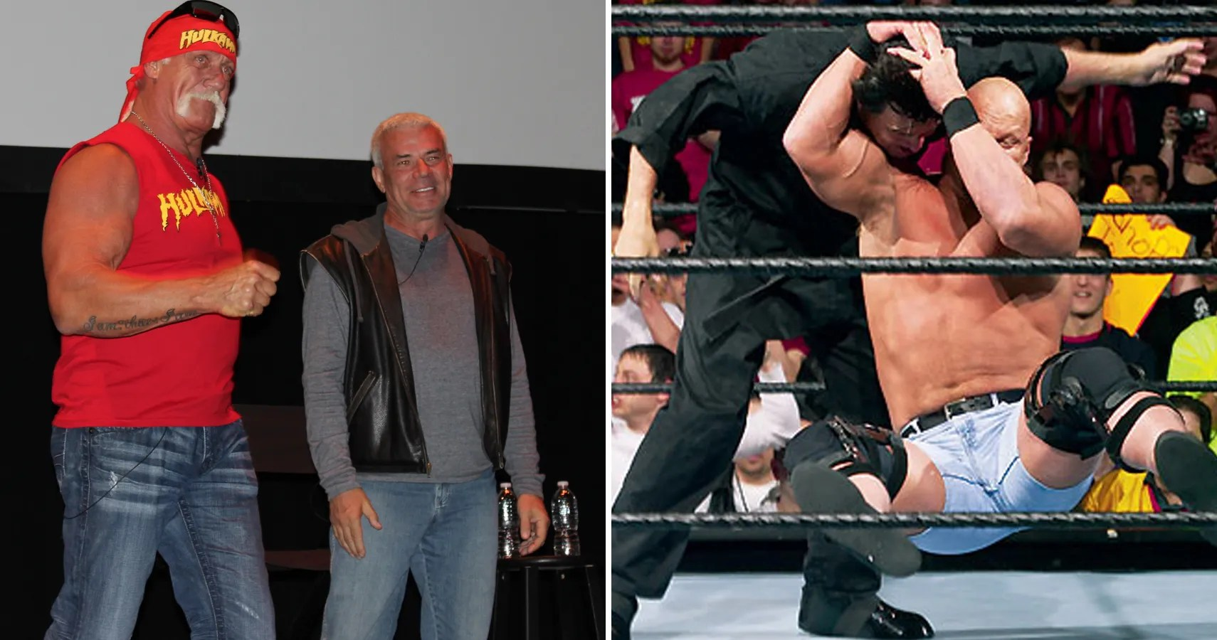 Hulk Hogan 2017 8 Wrestlers Who Loved Working For Eric Bischoff And 7 Who