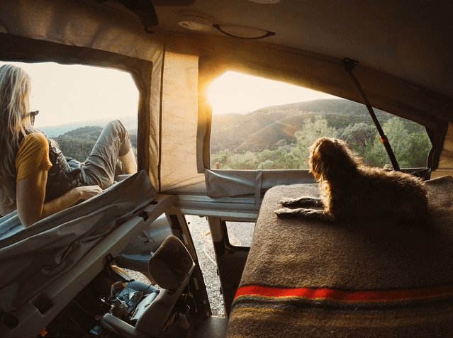 Chevy Girl Wallpaper This Girls 6 Year Long Roadtrip With Her Dog Made Her An