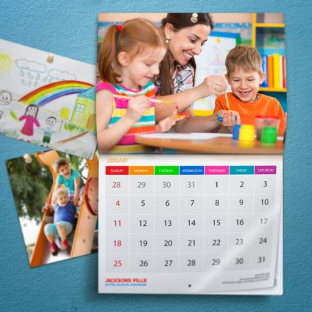 Wall Calendars - Print Promotional Wall Calendars UPrinting