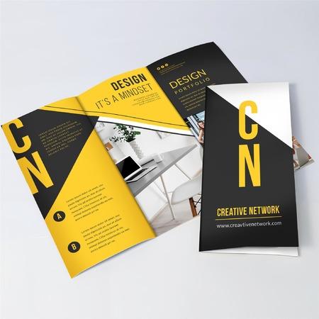 Tri Fold Brochure Printing UPrinting