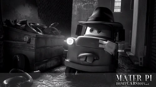 The Knick Mater Private Eye - Pixar Wiki - Disney Pixar Animation