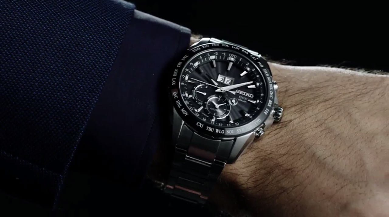 Seiko Astron Seiko Seiko Astron And Novak Djokovic People And Interviews