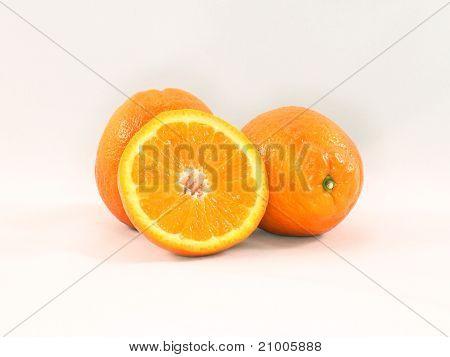 Oranges Slice Image  Photo (Free Trial) Bigstock