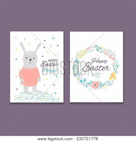 Easter Banner Vector  Photo (Free Trial) Bigstock
