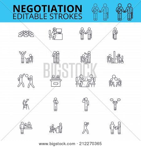 Negogiation Skills Vector  Photo (Free Trial) Bigstock