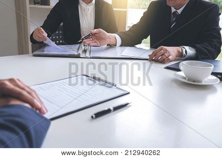 Interviewer Board Reading Resume Image  Photo Bigstock - interviewer resume